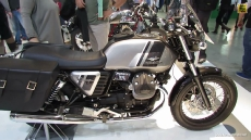 2014 Moto Guzzi V7 Special at 2013 EICMA Milan Motorcycle Exhibition