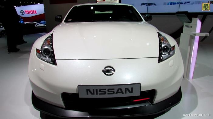 2014 Nissan 370z Nismo At 2013 Frankfurt Motor Show
