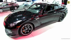 2014 Nissan GT-R Track Pack Special Selaction at 2013 NY Auto Show