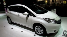 2014 Nissan Note at 2013 Frankfurt Motor Show
