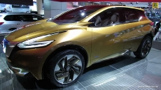 2014 Nissan Resonance Concept at 2013 Toronto Auto Show