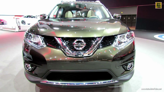 2014 nissan rogue sl awd at 2013 los angeles auto show. Black Bedroom Furniture Sets. Home Design Ideas