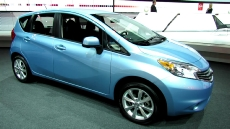 2014 Nissan Versa Note at 2013 NY Auto Show
