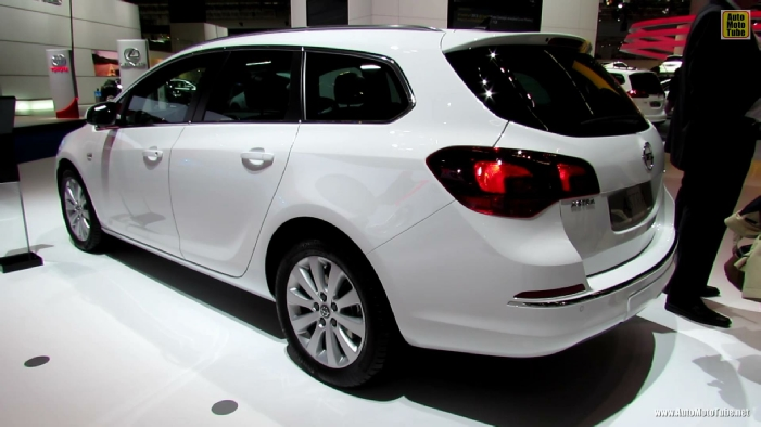 2014 opel astra sport tourer diesel at 2013 frankfurt. Black Bedroom Furniture Sets. Home Design Ideas
