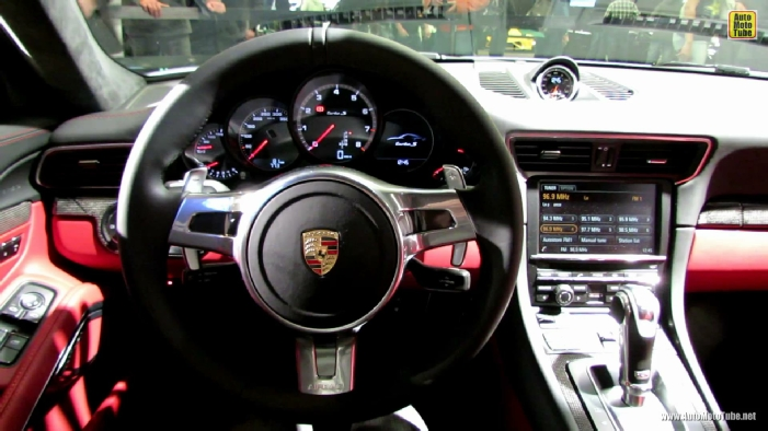 2014 porsche 911 turbo s at 2014 montreal auto show wallpapers