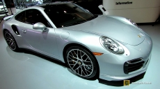 2014 Porsche 911 Turbo S at 2014 Toronto Auto Show