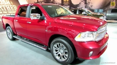 2014 RAM 1500 Limited Diesel at 2013 Los Angeles Auto Show