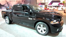 2014 RAM 1500 Sport at 2013 Los Angeles Auto Show