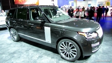 2014 Range Rover Autobiography Long Wheelbase at 2013 Los Angeles Auto Show