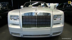 2014 Rolls-Royce Phantom Drophead Coupe at 2014 Montreal Auto Show
