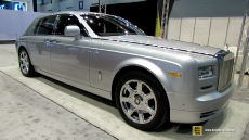 2014 Rolls-Royce Phantom at 2014 Chicago Auto Show