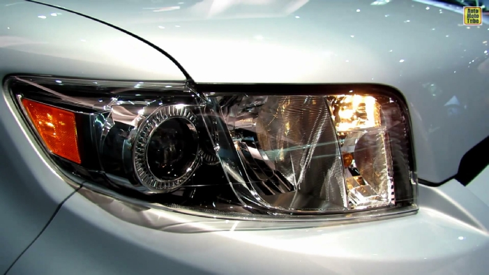 2014 Scion xB Silver Ignition 10 Series at 2013 NY Auto Show