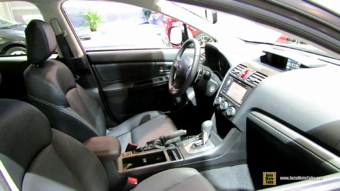 2014 Subaru Impreza Limited At 2014 Toronto Auto Show