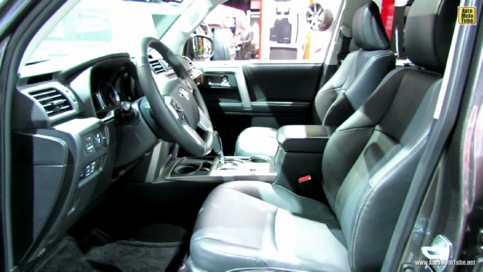2014 toyota 4runner limited at 2013 los angeles auto show. Black Bedroom Furniture Sets. Home Design Ideas