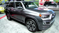2014 Toyota 4Runner Limited at 2013 Los Angeles Auto Show