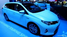 2014 Toyota Auris Hybrid Touring Sports at 2013 Frankfurt Motor Show