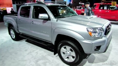 2014 Toyota Tacoma PreRunner TRD Sport at 2013 Los Angeles Auto Show