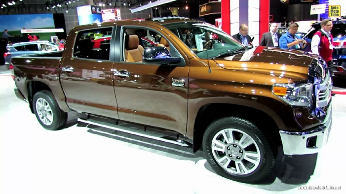 2014 Toyota Tundra 1794 Edition Double Cab At 2013 Los
