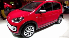 2014 Volkswagen Cross Up at 2013 Frankfurt Motor Show