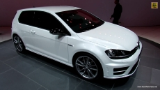 2014 Volkswagen Golf-R Debut at 2013 Frankfurt Motor Show