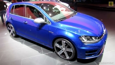 2014 Volkswagen Golf-R - Debut at 2013 Frankfurt Motor Show