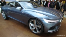 2015 Volvo Coupe Concept at 2013 Frankfurt Motor Show