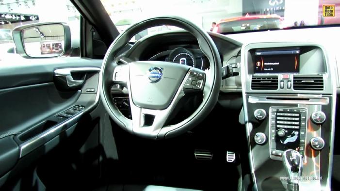 2014 Volvo Xc60 D5 Awd R Design At 2013 Frankfurt Motor Show