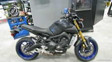 2014 Yamaha FZ-09 at 2013 New York Motorcycle Show