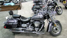 2014 Yamaha Road Star Silverado S at 2013 New York Motorcycle Show