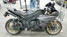 2014 Yamaha YZF-R1 at 2013 New York Motorcycle Show