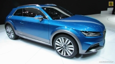 2015 Audi Allroad Shooting Brake Concept at 2014 Detroit Auto Show