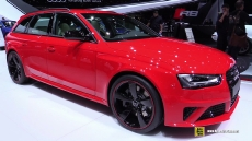 2015 Audi RS4 Avant at 2015 Geneva Motor Show