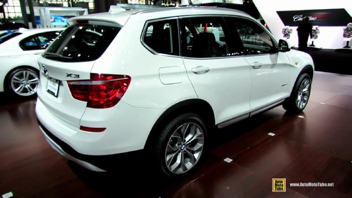 Worksheet. 2015 BMW X3 28d xDrive at 2014 New York Auto Show