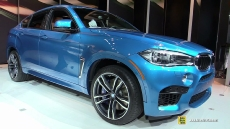 2015 BMW X6 M at 2014 Los Angeles Auto Show