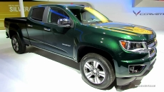 2015 Chevrolet Colorado LT at 2014 Toronto Auto Show