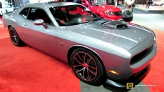 2015 Dodge Challenger R/T Scat Pack at 2014 New York Auto Show