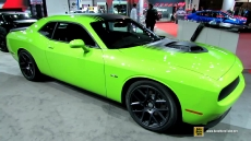2015 Dodge Challenger R/T Shaker at 2014 New York Auto Show