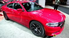 2015 Dodge Charger R/T at 2014 New York Auto Show