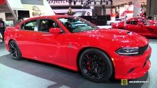 2015 Dodge Charger SRT Hellcat at 2014 Los Angeles Auto Show