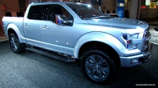 2015 Ford F-150 Atlas Concept at 2013 NY Auto Show