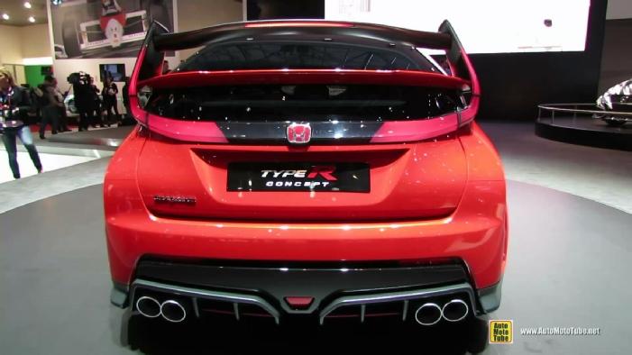 2015 honda civic type r usa by future cars concept autos. Black Bedroom Furniture Sets. Home Design Ideas