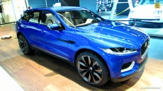 2015 Jaguar CX-17 SUV Concept- Debut at 2013 Frankfurt Motor Show