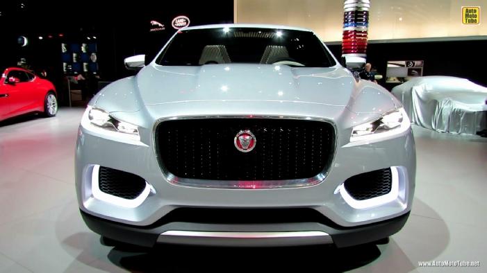 2015 jaguar cx 17 suv at 2013 los angeles auto show 2015 jaguar cx 17 suv at 2013 la auto show publicscrutiny Images