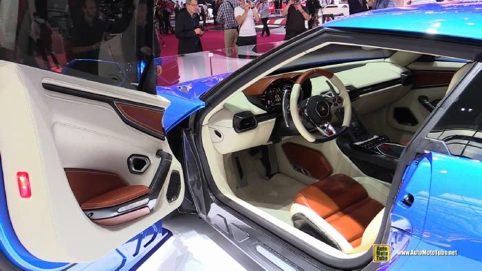 2015 Lamborghini Asterion Lpi 910 4 At 2014 Paris Auto Show