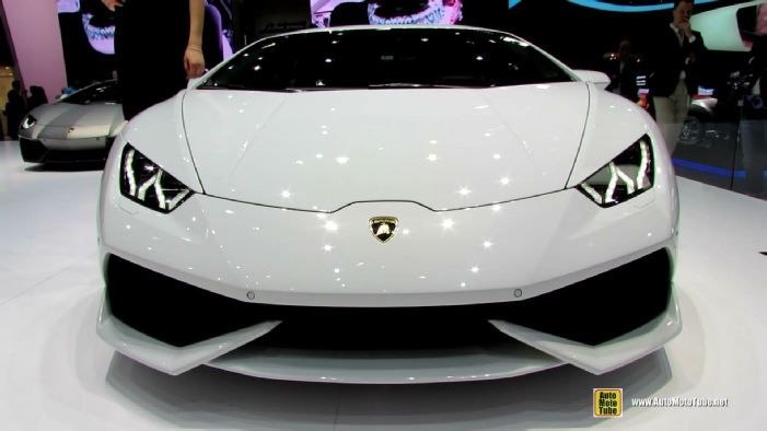 2015 lamborghini huracan lp610 4 at 2014 geneva motor show. Black Bedroom Furniture Sets. Home Design Ideas