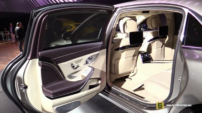 Mercedes Benz Quebec >> 2015 Mercedes-Benz Maybach S600 at 2014 Los Angeles Auto Show