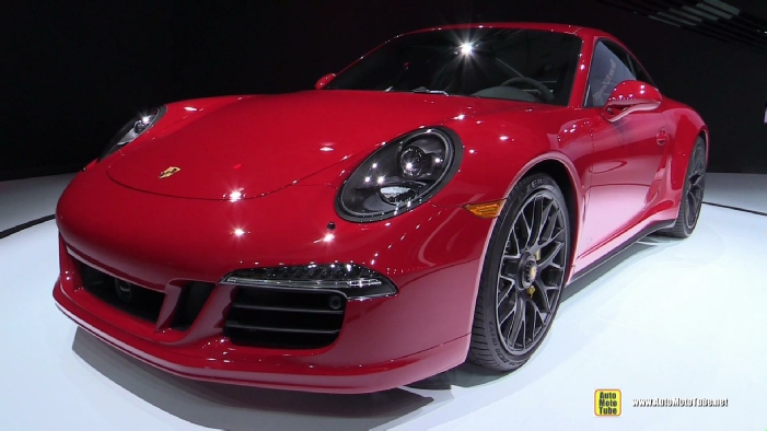 2015 porsche 911 carrera 4 gts at 2014 los angeles auto show. Black Bedroom Furniture Sets. Home Design Ideas