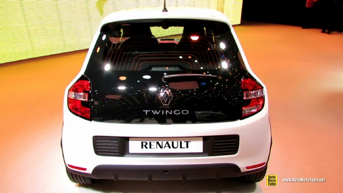 novo renault twingo 2014 images. Black Bedroom Furniture Sets. Home Design Ideas