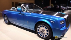 2015 Rolls-Royce Phantom Drophead Coupe at 2014 Paris Auto Show