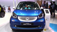 2015 Smart ForTwo Proxy at 2014 Paris Auto Show
